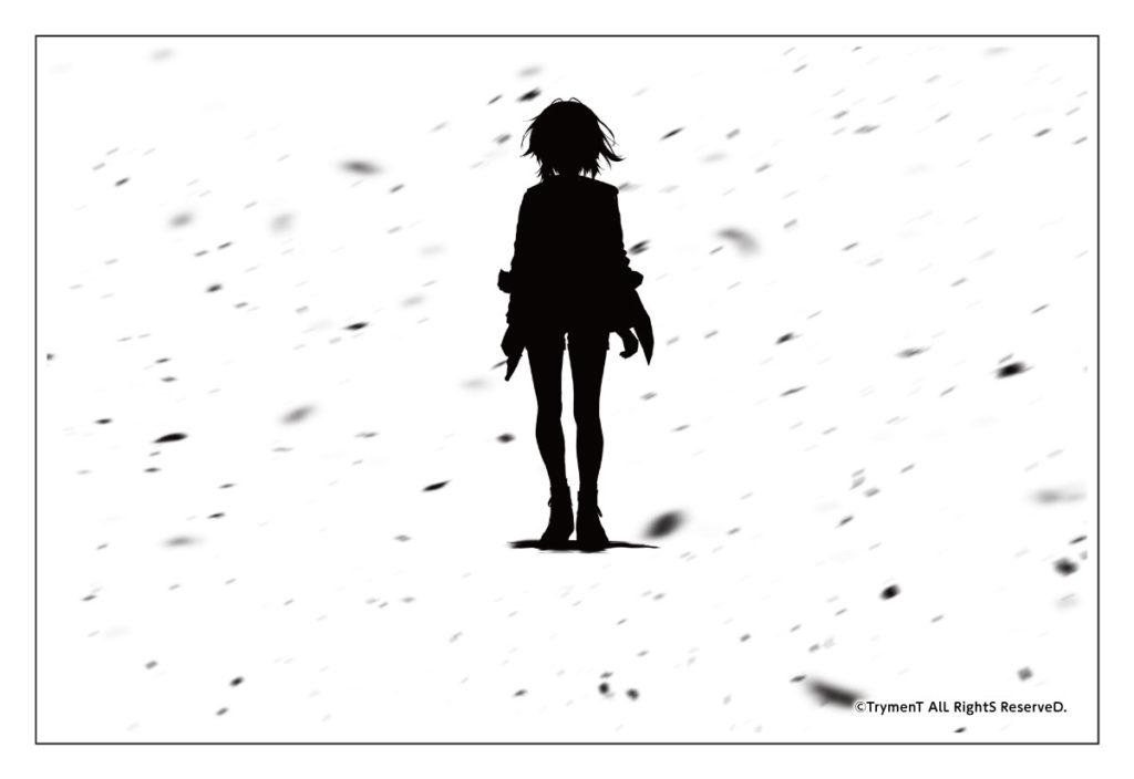 あくりる重奏(RetrievaL)1枚目(白)